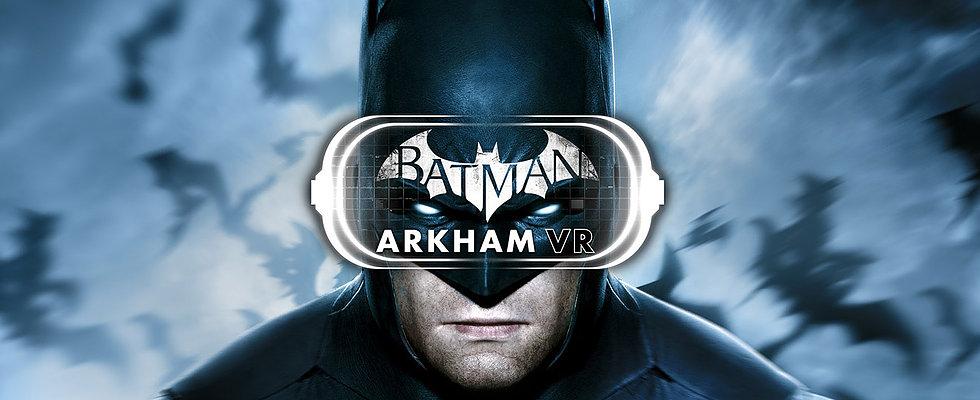 <p>Batman™: Arkham VR погрузит вас в мир Темного Рыцаря и позволит по-настоящему ощутить себя Бэтменом – так, как никогда раньше. Взгляните на Готэм глазами величайшего детектива на планете и раскройте новое преступление!</p>