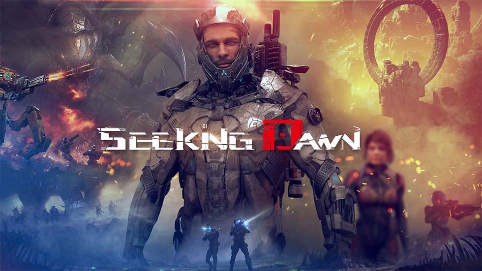 <p>Добро пожаловать в Seeking Dawn – многопользовательское приключение с элементами выживания, которое отправит игрока далеко за пределы солнечной системы. Одевайте костюм исследователя и спускайтесь на враждебную планету где свободно разгуливают хищники, а враги безжалостны.</p>