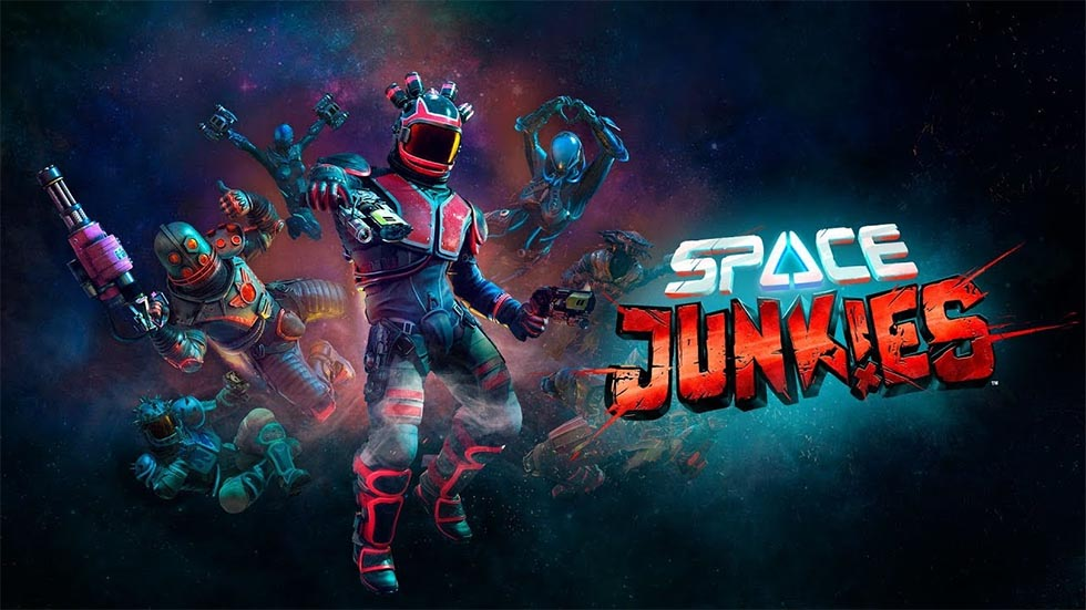<p>Что Вы знаете о космосе? Там темно, холодно и пусто. Но только не на арене Space Junkies! Здесь враг может атаковать откуда угодно, но и Вам есть чем ответить! Увлекательные и напряжённые бои на арене в космосе, что может быть лучше?</p>
