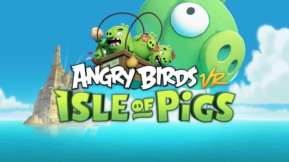 <p>Присоединись к Рэду, Чаку, Бомбе и Блюзу, чтобы спаси украденные яйца в Angry Birds VR: Isle of Pigs, иммерсивном VR приключении!</p>