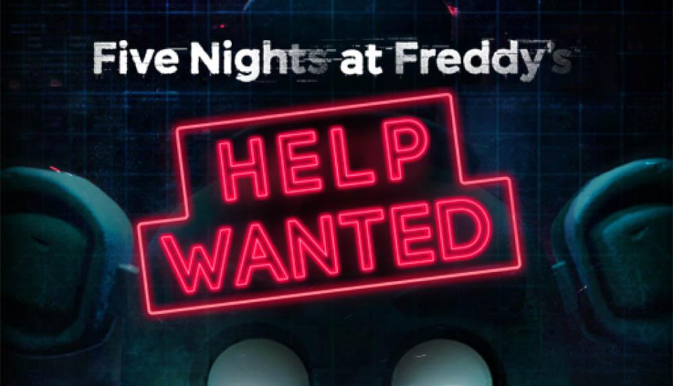 <p>Five Nights at Freddy's: Help Wanted это коллекция мини игр во вселенной Five Nights, которая заставит ваши ладони вспотеть. Попробуйте починить вентиляцию в замкнутом пространстве, сломанного аниматрона, способного ожить в любой момент или дотянуть до утра, будучи охранником в комнате видеонаблюдения.</p>
