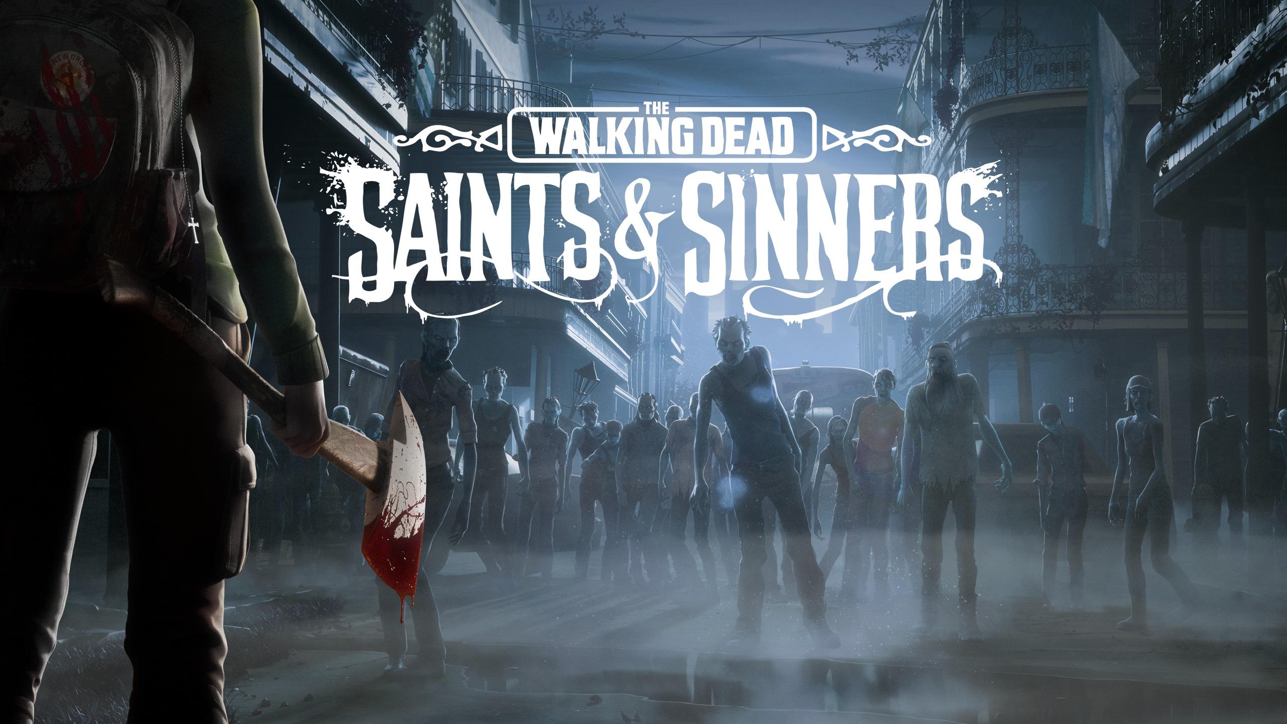 <p>The Walking Dead: Saints & Sinners – игра которая не похожа ни на одну другую во вселенной The Walking Dead. Потрясающе мрачная атмосфера зомби апокалипсиса, проработанный до мелочей игровой мир с интересными персонажами и заданиями.</p>